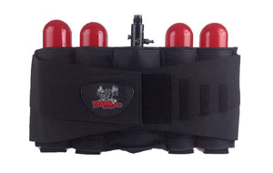 Maddog Sports 4+1 Vertical Paintball Harness