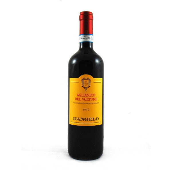 Aglianico del Vulture Doc Az  D'Angelo