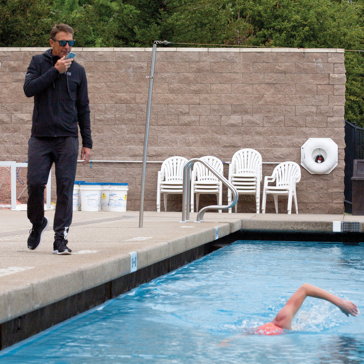 Swim Coach Communicator