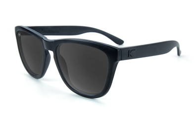KNOCKAROUND - PREMIUM Black on Black / Smoke POLARIZADO