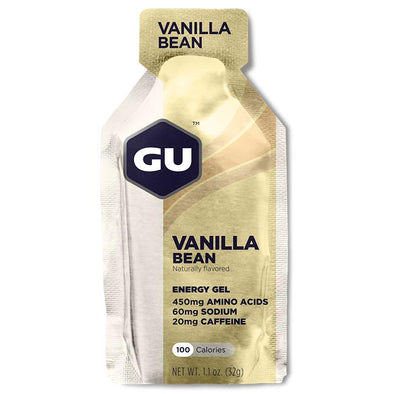 GU Energy Gel, Vanilla Bean