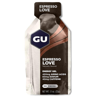GU Energy Gel, Espresso Love