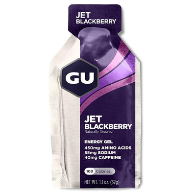 GU Energy Gel, Jet Blackberry