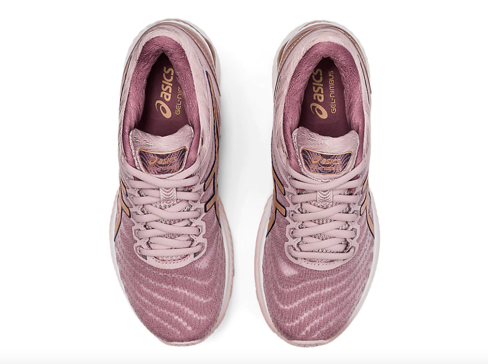 GEL - NIMBUS® 22 WOMEN (WATERSHED ROSE/ROSE) - Asics