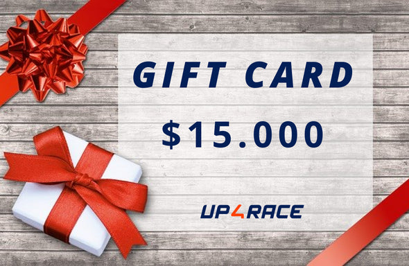 GIFT CARD Up4Race $15.000