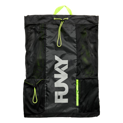 Gear Up Mesh Backpack