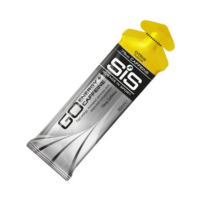 Gel Go Plus Caffeine SIS Citrus 60ml