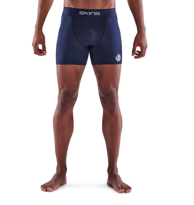 Skins Series-1 Calzas Cortas Men's Shorts Navy Blue