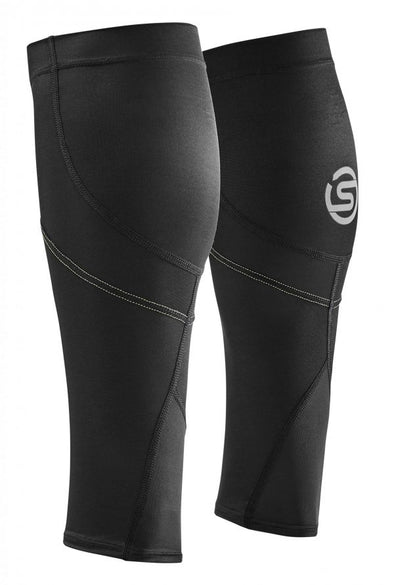 Skins Series-3 Gemeleras Unisex Mx Calf Sleeves Black
