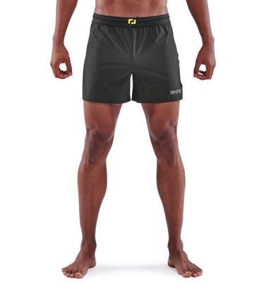 Skins Series-3 Short Men's Run Shorts Black