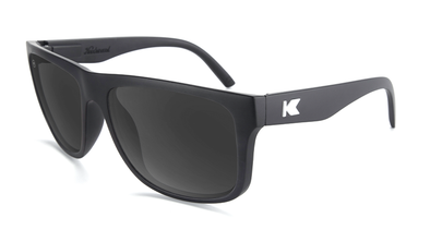 KNOCKAROUND - TORREY PINES Matte Black / Smoker POLARIZADO