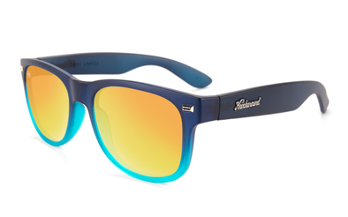 KNOCKAROUND - FORT KNOCKS Frosted Navy Fade / Sunset POLARIZADO