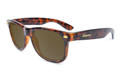 KNOCKAROUND - FORT KNOCKS Tortoise Shell / Amber POLARIZADO