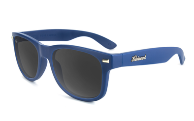 KNOCKAROUND - FORT KNOCKS Matte Navy Blue / Smoke POLARIZADO