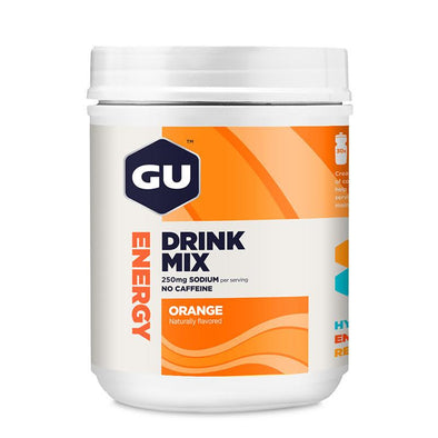 GU Energy Drink Mix | 30srv Canister, Orange