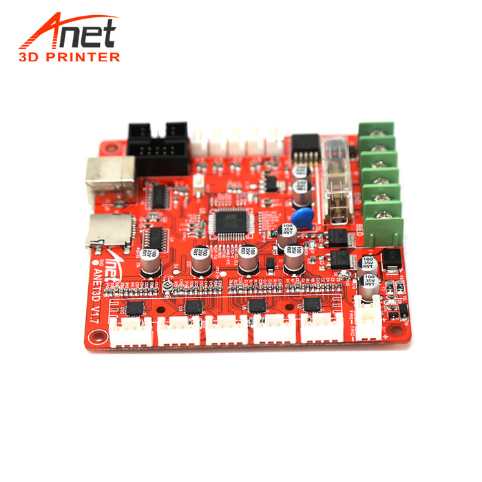 Mainboard for Anet A8, A6, A8plus 3D printer - anet3d.es