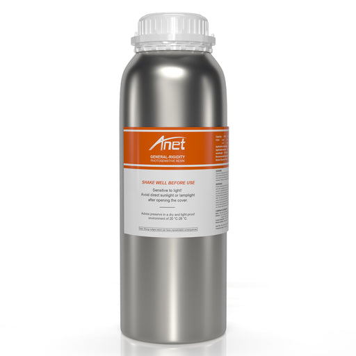 Anet LCD 3d printer printing Material 405 nm Photosensitive resin for 3d printer - anet3d.es