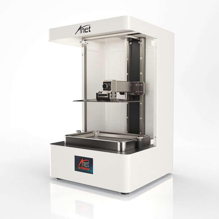 N7 touch screen high speed LCD 3d printer with photosensitive resin - anet3d.es