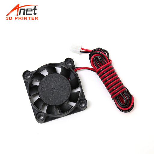 Fan for 40x40mm 3D printer 12v 24v - anet3d.es