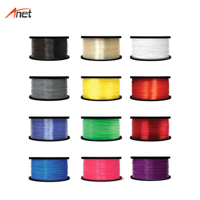ABS printing plastic 1kg / roll 1.75mm color option, best in the price range. - anet3d.es