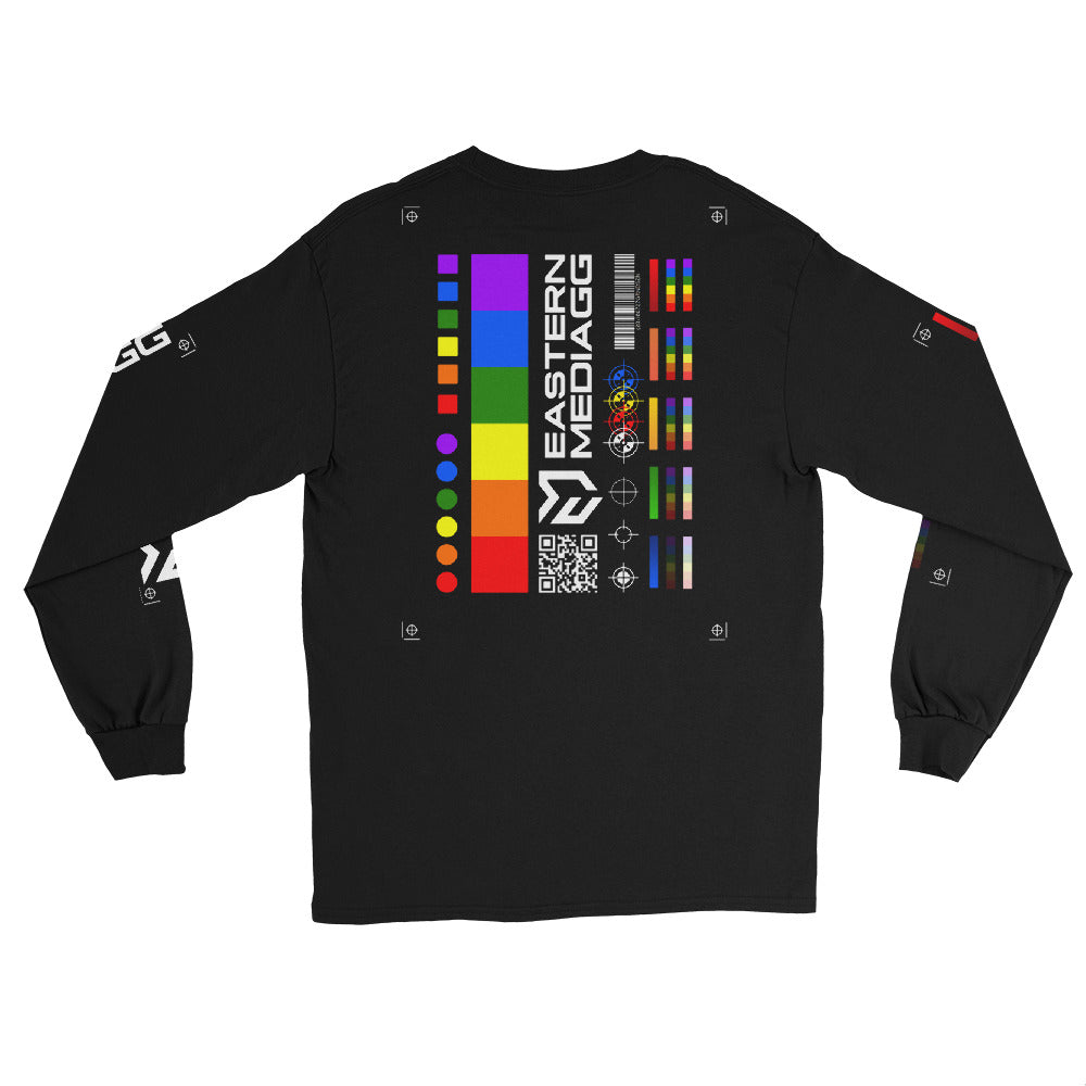 """TSTNG Purposes ONLY"" Long Sleeve"