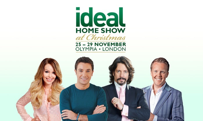 Ideal Home Show Christmas 2015 Olympia