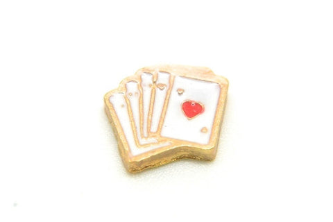 Gold Deck Of Cards - LOVE K LONDON