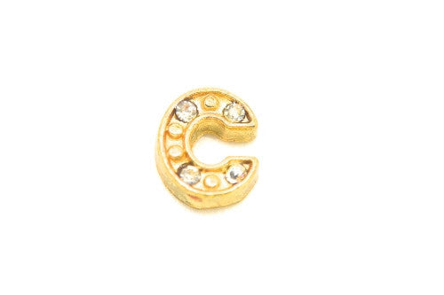 Crystal Gold C Initial