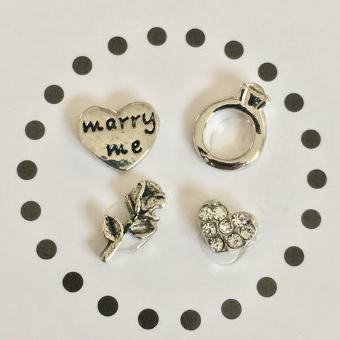 Marry Me Charm Pack
