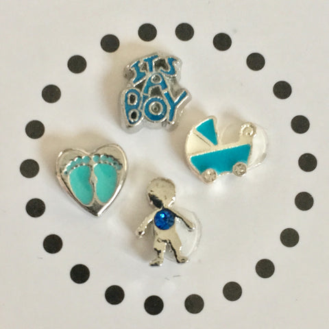 Baby Boy Charm Pack