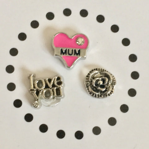 Motherly Love Charm Pack
