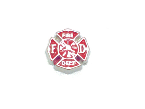 Fire Department Charm - LOVE K LONDON