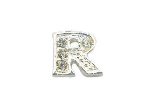 Crystal Silver R Initial