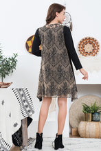 Load image into Gallery viewer, FLORAL LACE WOVEN VEST
