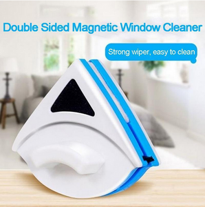 Double-Sided Magnetic Cleaning Tool