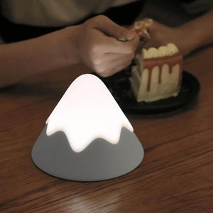 Snow Mountain Sensor Kids LED Night Light