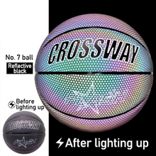 Load image into Gallery viewer, Luminous Basketball Outdoor Indoor Training