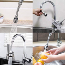 Load image into Gallery viewer, 2PCS 360 Degree Swivel Faucet Water Saving