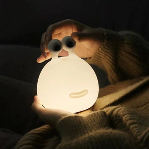 LED Slug Night Light Kids Living Room