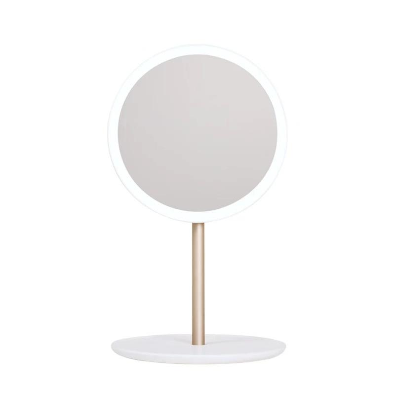 Travel Friendly Cosmetic Makeup Mirror LED Light
