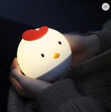 Load image into Gallery viewer, Led Chicken Sensor Light Kids Living Room