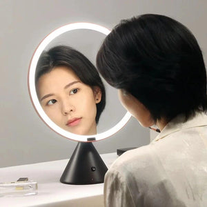 Sensor Cosmetic Makeup Mirror LED Light