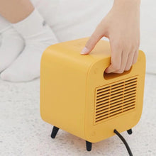 Load image into Gallery viewer, Portable Mini Home Electric Fan Heaters
