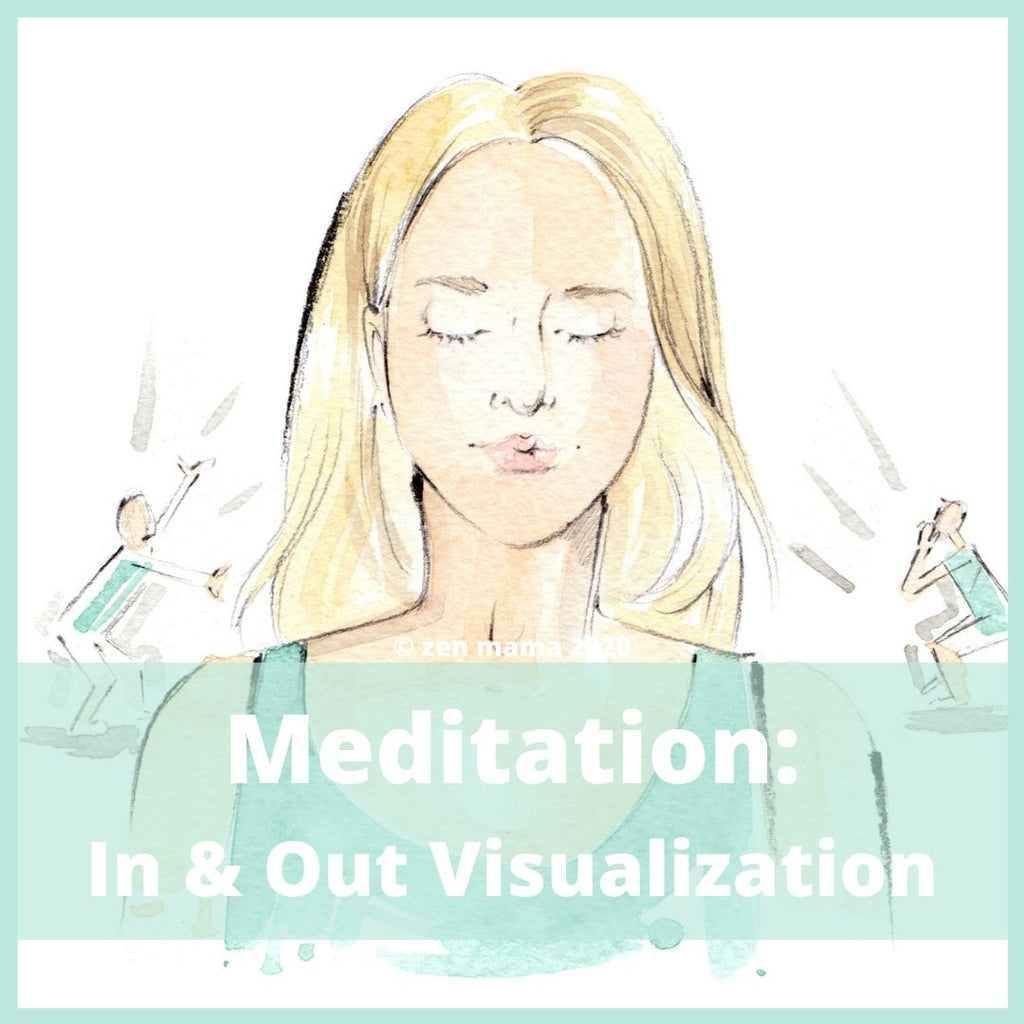 Meditation: In & Out Visualization