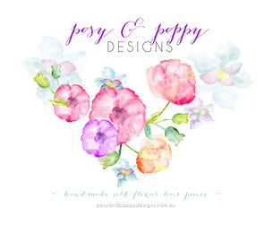 Posy and Poppy Designs