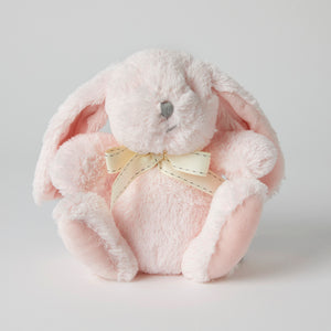 Pink Bunny with Ribbon