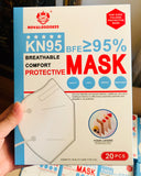 Xinmeite KN95 Civil Grade Face Mask