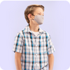 Kids - Reusable Grey PM2.5 Mask (with Filter)