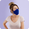 Reusable Guardians Blue PM2.5 Mask (with Filter)