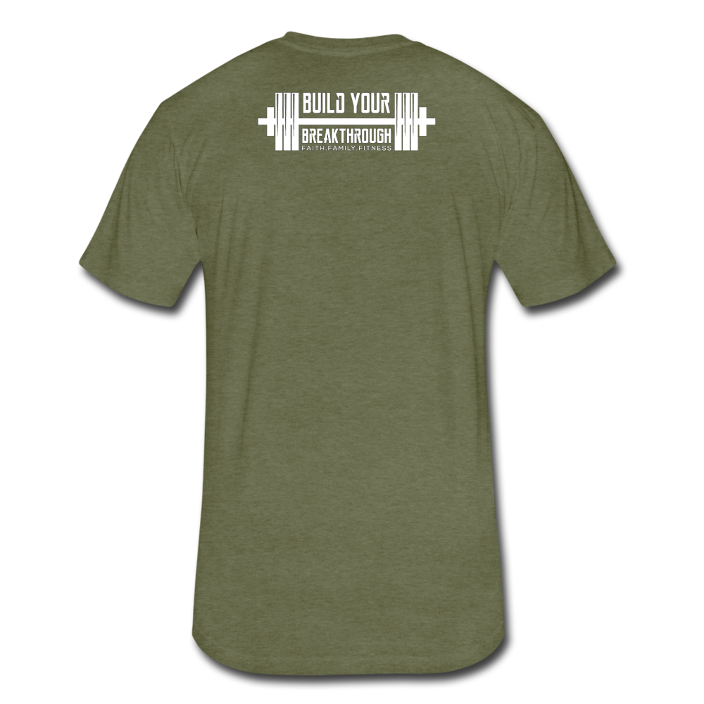 Dedicated T-Shirt - heather military green